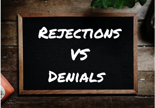 rejections-vs-denails