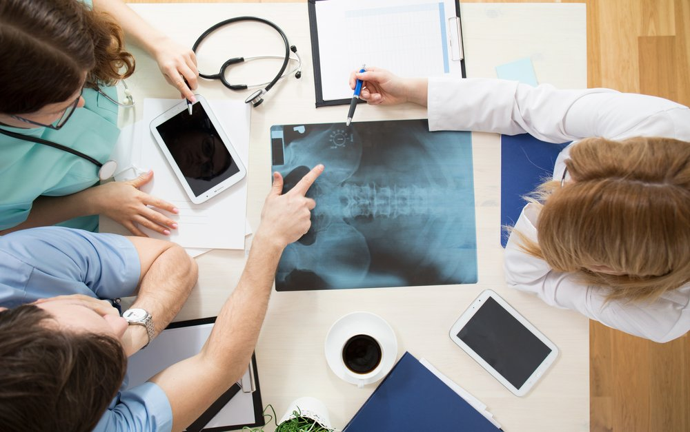 Using AUC when creating a radiology order in NextGen Office cloud based EHR