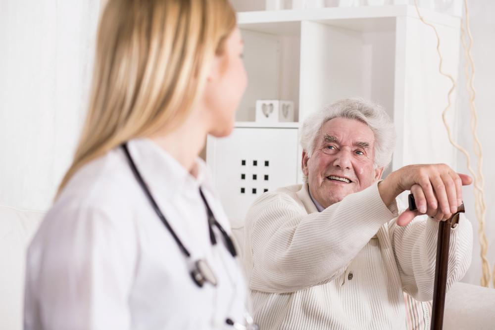 Provider using NextGen Office Nursing Home management tool