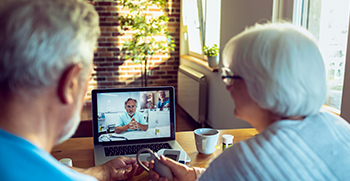 Patients using the nextgen office patient portal