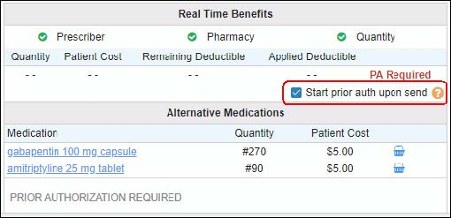 CoverMyMeds autostart electronic prior authorization now available in Practice Partner, Medisoft Clinical and Lytec MD