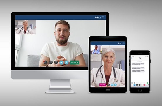 Using E-Visit telemedicine in NextGen Office Cloud based EHR